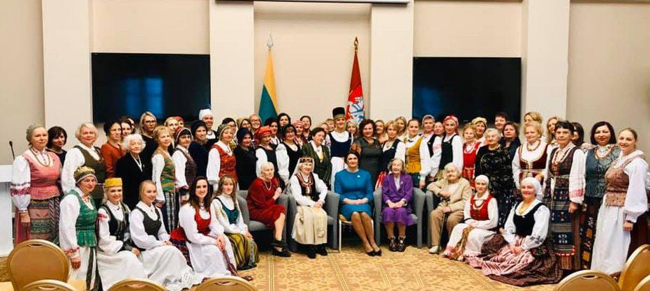 Lietuvos Birutietes Prezidentūroje